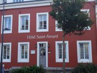 Hotel Fasthotel Morbihan Hotel Saint Amant