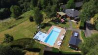 Hôtel La Trinitat hôtel VVF Villages « Les Terres d'Aubrac » Chaudes-Aigues