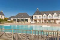 residence Grandcamp Maisy Residence Pierre Et Vacances Le Green Beach