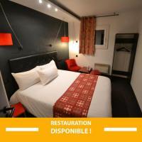 Hotel Fasthotel Beaumont sur Oise Best Hotel - Montsoult La Croix Verte