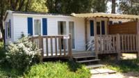 Camping Corse Location en Mobil home au Camping Colomba