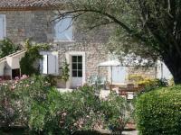 gite Saint Gilles Domaine De Chaberton Maison Le Flamant Rose