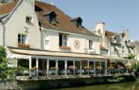 Hôtel Chemillé sur Indrois Hotel The Originals Loches George Sand (ex Inter-Hotel)