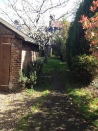 gite Cabourg Le Jardin Secret de Louise