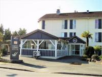 Hotel pas cher Aquitaine hôtel pas cher Wood Inn Bordeaux Aéroport