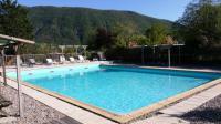 Terrain de Camping Rhône Alpes Le Matin Calme