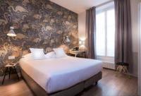 Hotel de charme Paris 4e Arrondissement hôtel de charme Jeanne d'Arc Le Marais