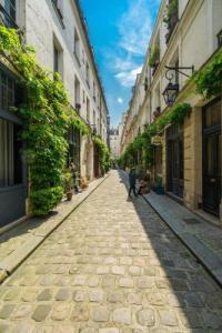 gite Paris 3e Arrondissement Tournelles Suite