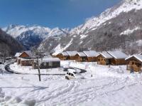 Camping-La-Ribere Barèges