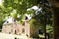 gite La Chapelle aux Naux Manoir de la Touche