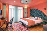 Hotel de charme Nice hôtel de charme Villa BougainvilleHappyculture