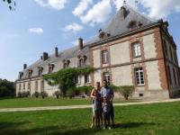 Gîte Vanault le Châtel Gîte Château de Nettancourt