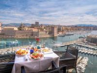Hotel 5 étoiles Carry le Rouet hôtel 5 étoiles Sofitel Marseille Vieux-Port
