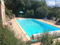 gite Saint Étienne en Dévoluy Studio indépendant dans villa avec piscine à Gap