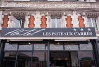 Hôtel Saint Étienne Hôtel Les Poteaux Carrés