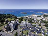 Hotel en bord de mer Côtes d'Armor Belambra Clubs Trégastel - Le Castel Sainte Anne - Half Board