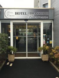 Hotel F1 Caen Hotel Carline