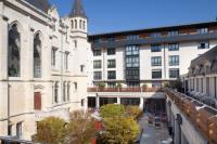 Hôtel Reims Best Western Premier Hotel de la Paix