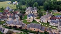 Chambre d'Hôtes Chaumussay Chateau Celle Guenand