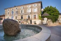 Hôtel Saint Martin de Fressengeas Hotel Restaurant Le Sully