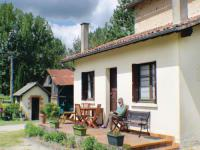gite Payré Holiday Home Charroux with Fireplace 07