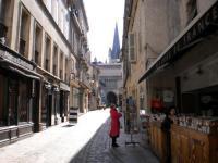 gite Dijon La Charmette : Studio Centre Historique