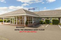 Hôtel Cantal Hotel The Originals Saint-Flour (ex P'tit-Dej Hotel)