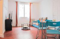 gite Marseille 6e Arrondissement Luckey Homes Apartments - rue de Suez