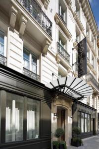 Hotel-Monge Paris 5e Arrondissement