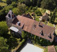 Location de vacances Geruge Gîte du château de Feschaux, Jura