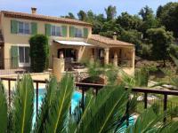 gite Èze Villa Le Soleil