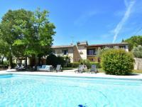 gite Nîmes Villa Mas Le Frigoulet