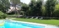 gite Cannes B-B Charming room and pool