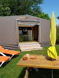 Terrain de Camping Narbonne Camping Le Clos De La Grangette