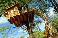 gite Castetbon La Cabane du Vieux Chêne