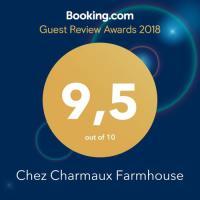 gite Saint Junien Chez Charmaux Farmhouse