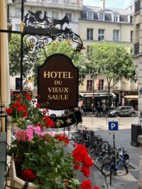 Hôtel Paris 3e Arrondissement Hôtel Du Vieux Saule