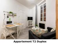 gite Puylaurens Appartement T2 Duplex