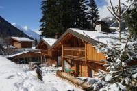 gite Saint Gervais les Bains Chalet Hideaway 1