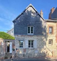 Location de vacances Honfleur Location de Vacances Boudin Cottage Honfleur