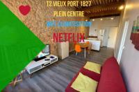 gite Fontvieille Vieux Port