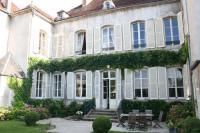 gite Rochefort sur Brévon B-B Le Jardin de Carco