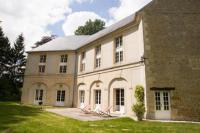 gite Longvillers Château de Tilly-sur-Seulles