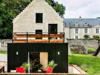 gite Caen Chez Laurence du Tilly - L'annexe