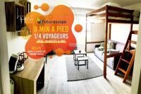 Résidence de Vacances Scorbé Clairvaux Résidence de Vacances Appart Hôtel Futuroscope - Poitiers
