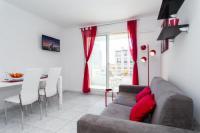 gite Beausoleil Apartment Juliette - Balcony - Seaview