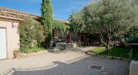 gite Avignon Villa hortensia