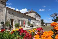 Hôtel Biron hôtel Logis de L'Arceau