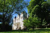 Gîte Chacé Gîte Appartement au Château Bouvet Ladubay