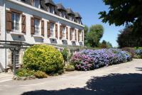 Hotel Fasthotel Morbihan Brit Hotel La Croix Blanche
